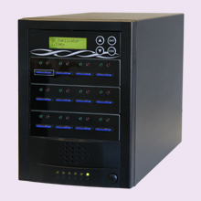 CopyBox 11 SD Duplicator - secure digital duplicators dupliceren sd minisdhc microsdhc geheugen kaarten