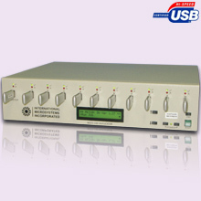 IMI M6300 USB Duplicator - imi m6300 usb duplicator tester interne pc netwerk aansluiting read only cd-rom partities